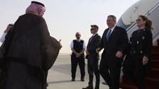 Maximum pressure on Iran will continue, says Pompeo as he arrives in Riyadh