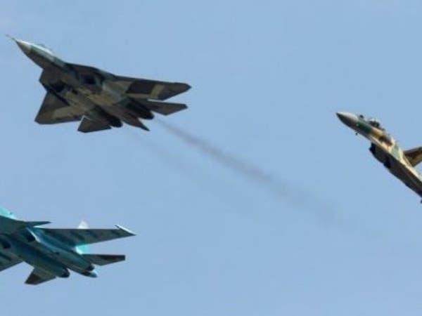 10 قتلى وجرحى بقصف جوي روسي على مناطق النزوح بإدلب