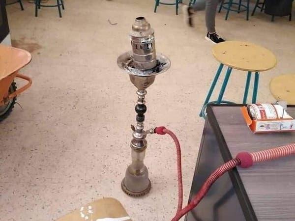 صور شيشة داخل مدرسة مصرية.. ووزارة التعليم تتدخل