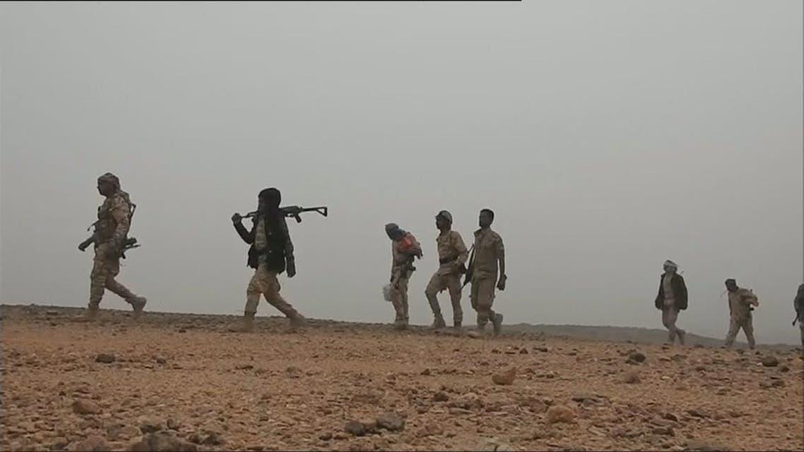 تقدم الجيش اليمني شرق صنعاء وخسائر للميليشيات على جبهات الجوف