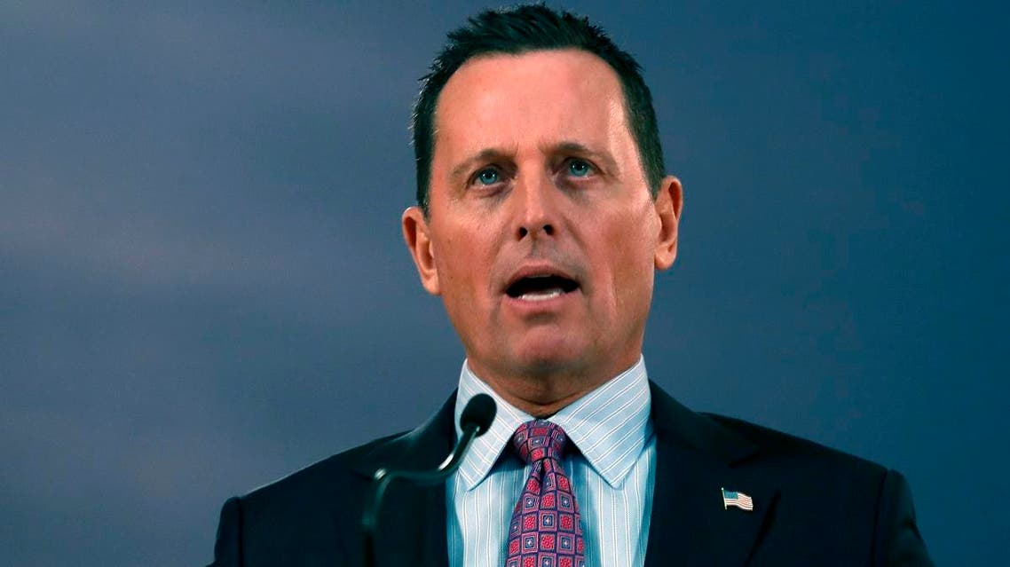 File photo of Richard Grenell, US ambassador to Germany. (AP)