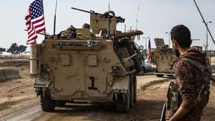 مواد لوجستية وعسكرية.. رتل عسكري أميركي يدخل شمال سوريا