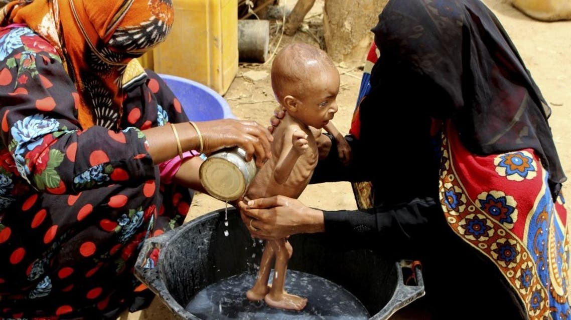مجاعة اليمن 1
