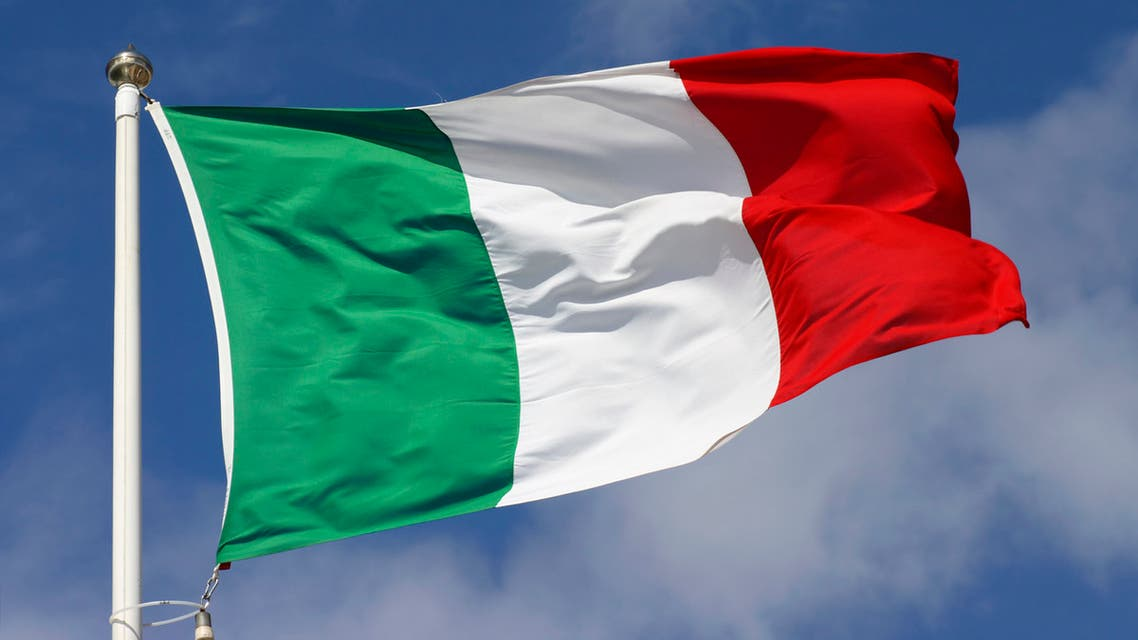 علم إيطاليا