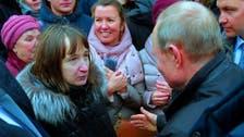 کیا 170 ڈالر میں گزارہ ہو سکتا ہے ؟ روسی خاتون کا پوتین سے سوال