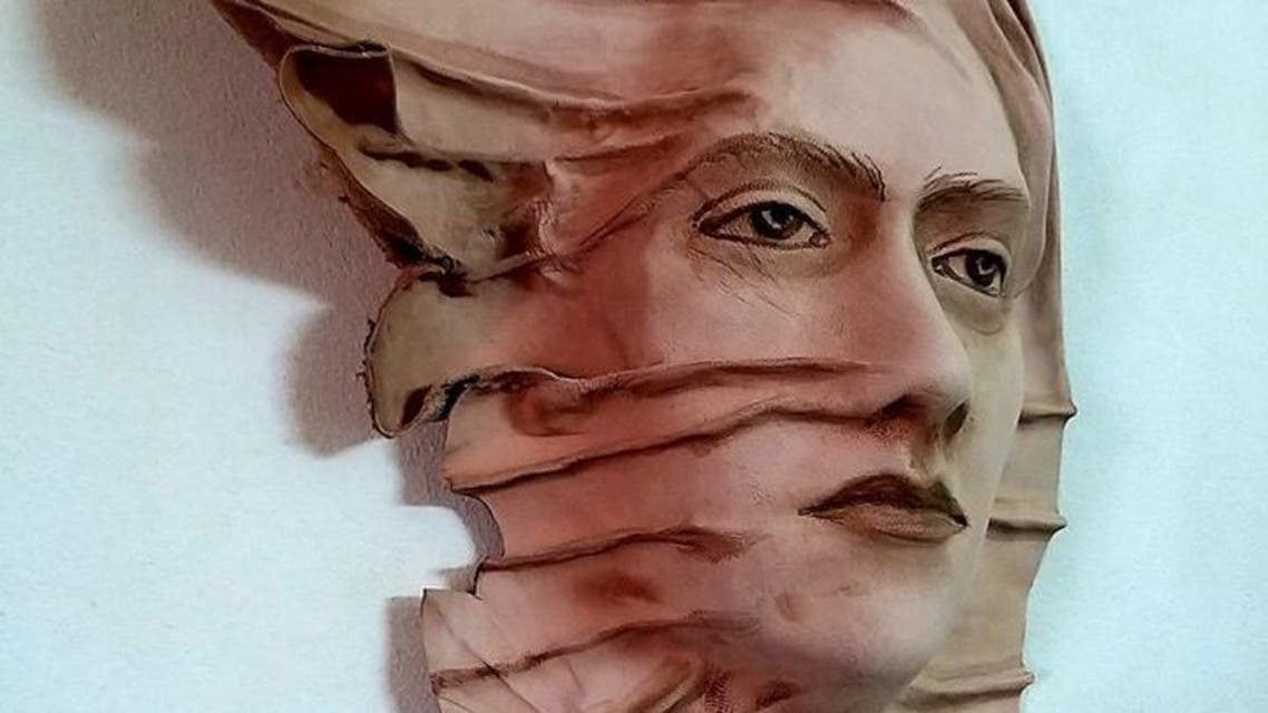 أقنعة بشرية بالجلد الطبيعي (4)