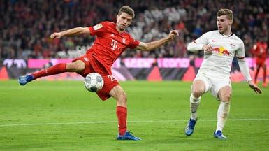 تعليق منافسات الدوري الألماني
