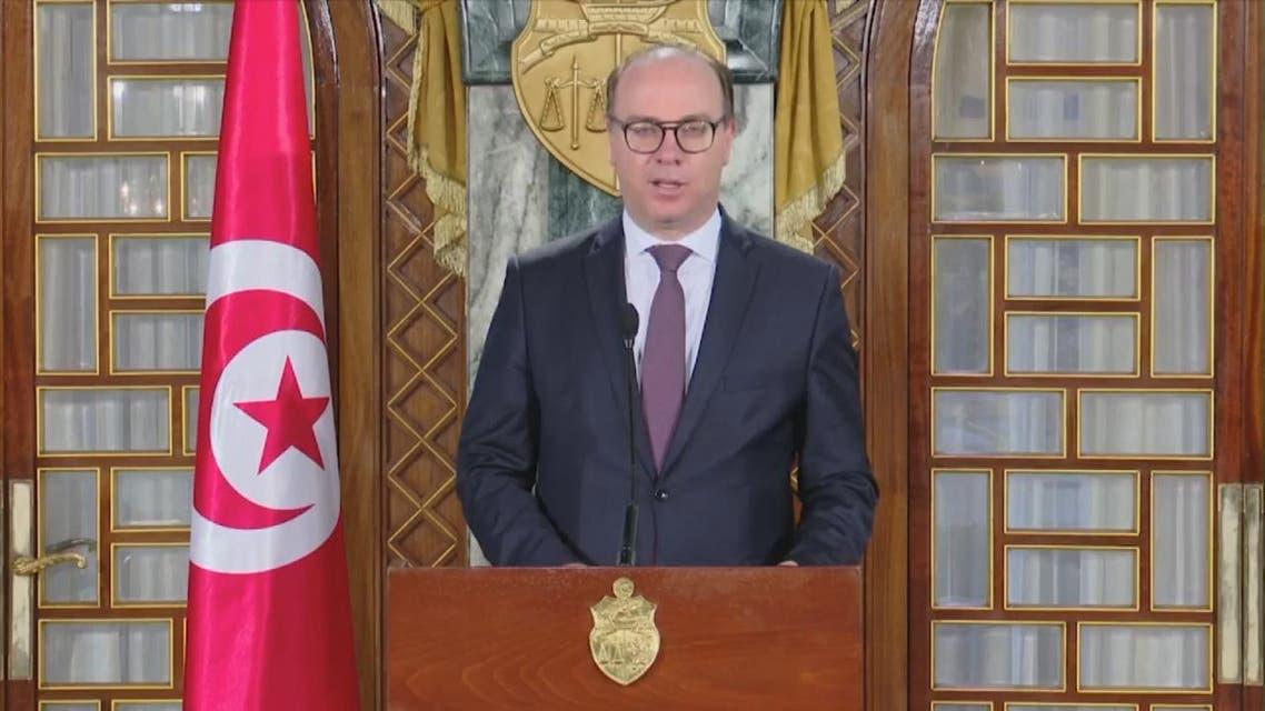 THUMBNAIL_ الفخفاخ يعلن تشكيلته ويقول إنها حكومة كل التونسيين