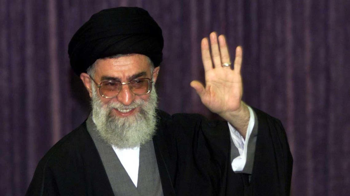 Iran's Supreme Leader Ayatollah Ali Khamenei. (File photo: Reuters)
