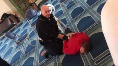 """الصور الأولى لمنفذ هجوم الطعن في مسجد """"ريجنت بارك"""" بلندن"""