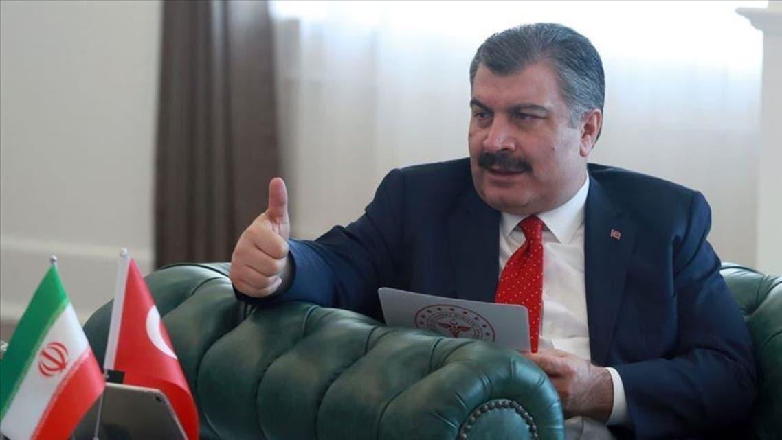 وزیر ترک