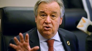 غوتيريشيحضّ مجلس الأمن على التضامن ضدكورونا