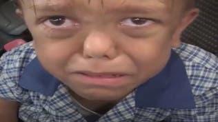 فيديو مؤثر لطفل يريد أن يموت ليتخلص من حياته والتنمر