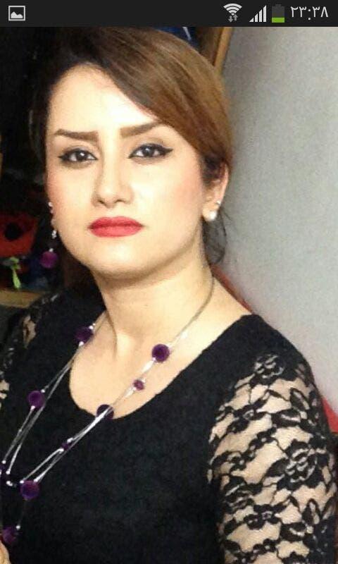 الفنانة والرّسامة الكردية الإيرانية پریسا سیفی