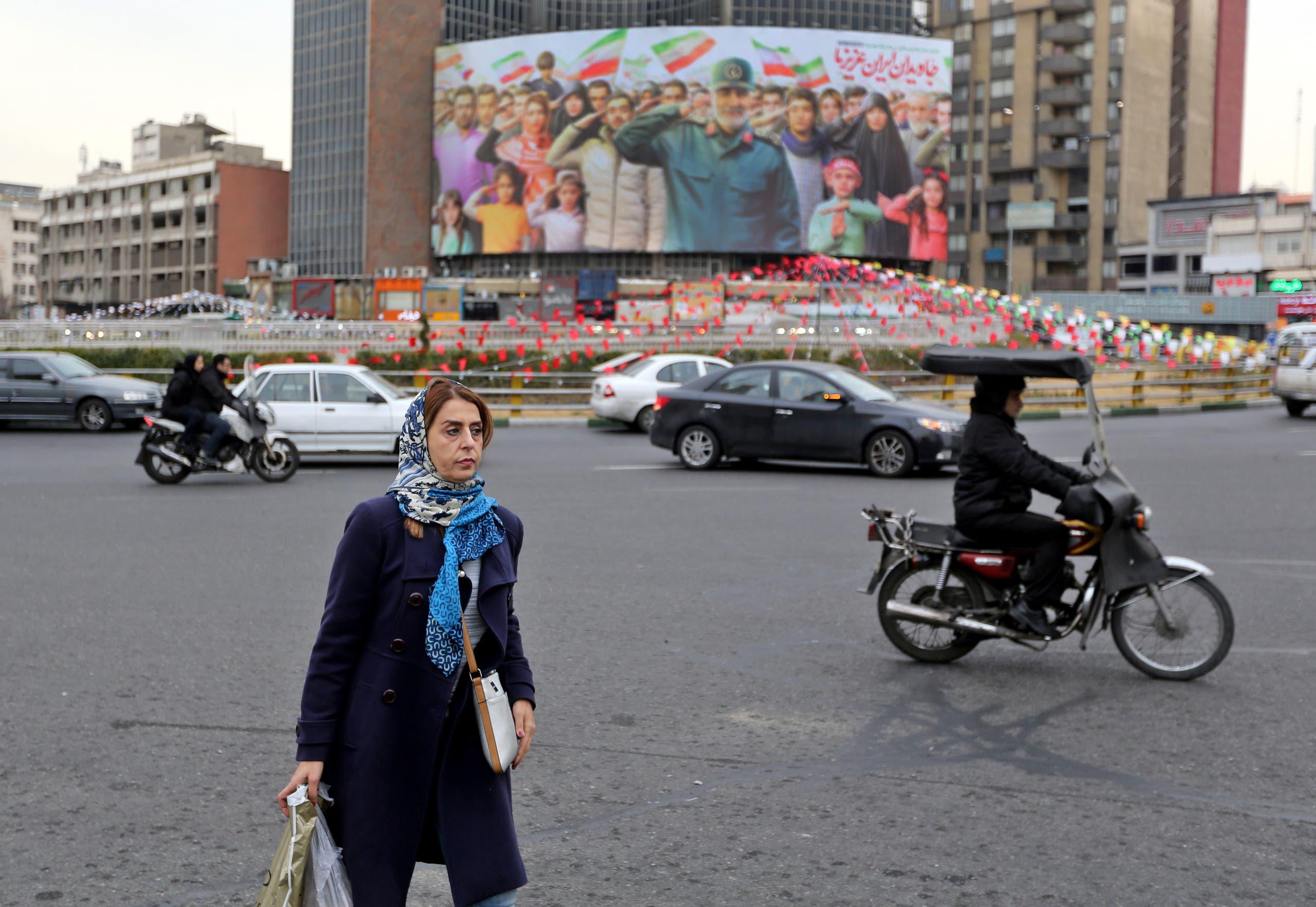 من طهران (أرشيفية- فرانس برس)