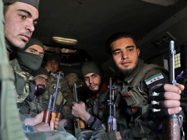 مظاهرات ضد مواليي تركيا شمال سوريا.. ورد بالرصاص