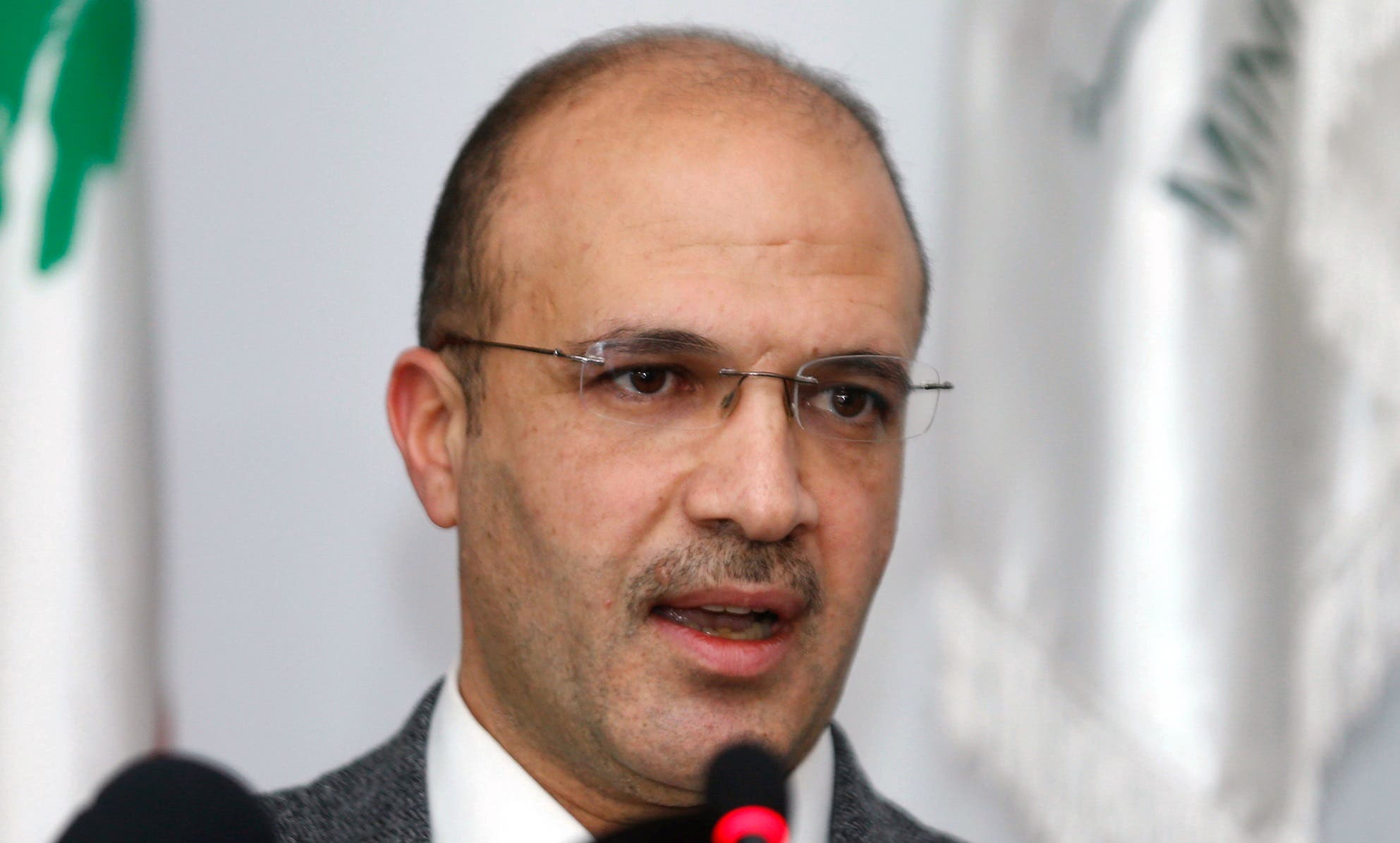 حمد حسن وزیر بهداشت لبنان