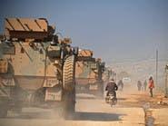 بعشرات الآليات.. رتل عسكري تركي جديد يدخل إدلب
