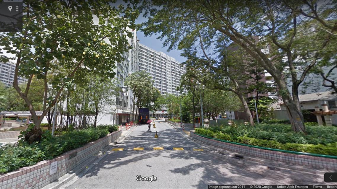 Butterfly Estate apartment complex as seen on Google Maps. (Screenshot)