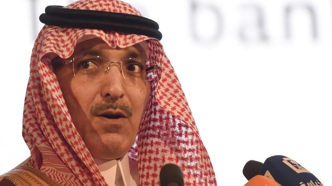Saudi Finance Minister Mohammed al-Jadaan. (AFP)