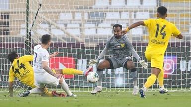 11 هدفاً في تأهل العين إلى نصف نهائي كأس رئيس الإمارات