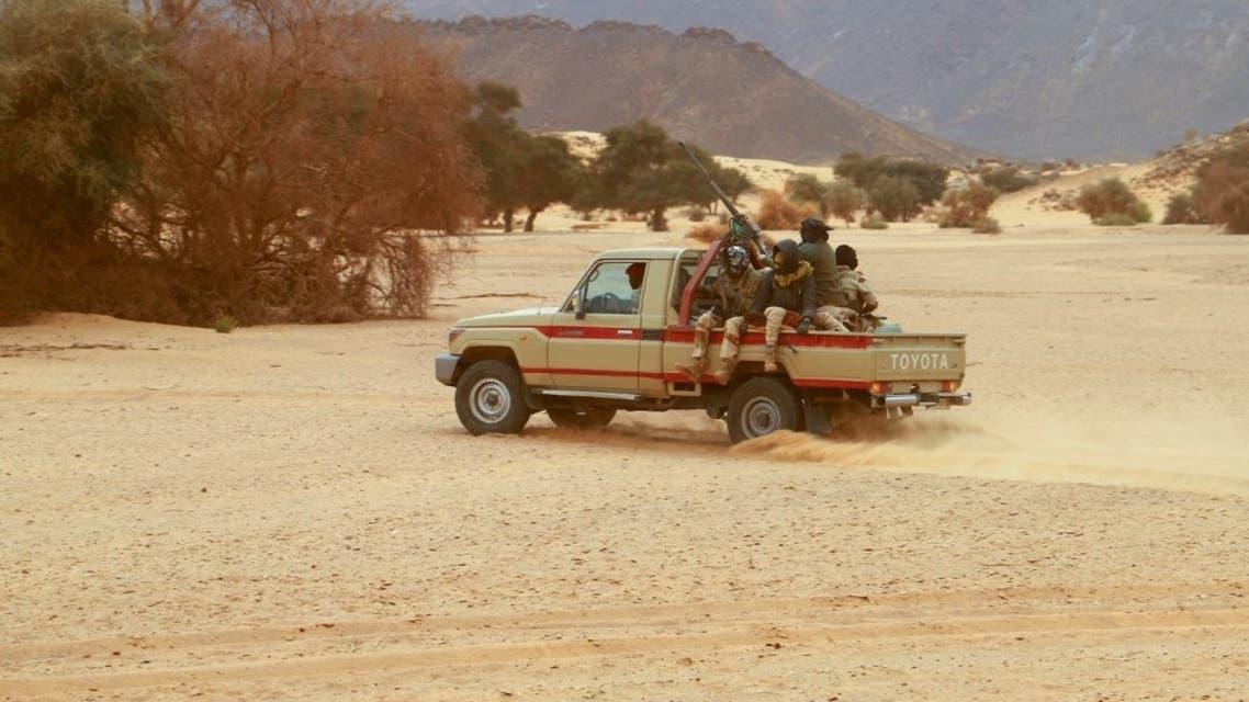 جنود من النيجر 12 فبراير - فرانس برس