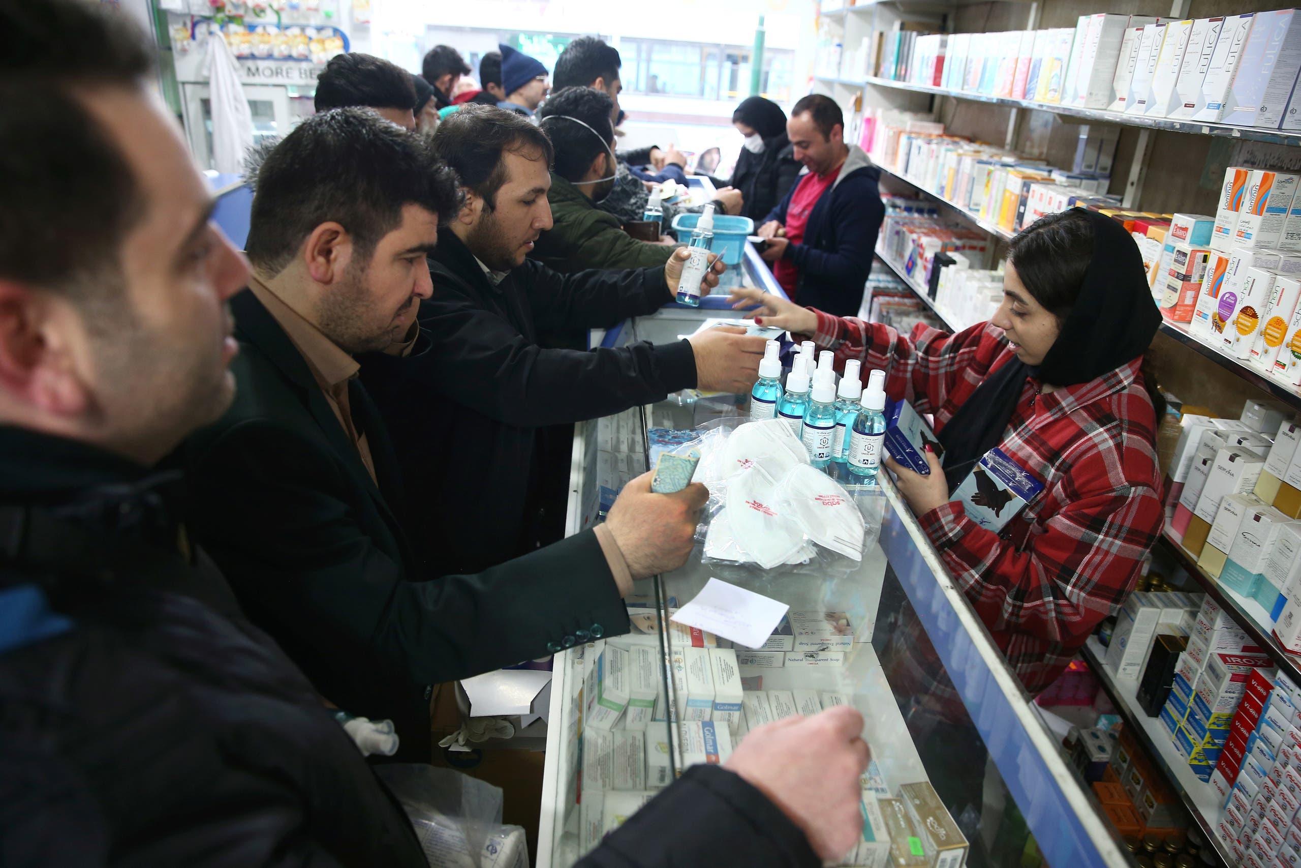 من طهران يوم 20 فبراير