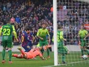 برشلونة يحذّر نابولي والريال بخماسية في مرمى إيبار