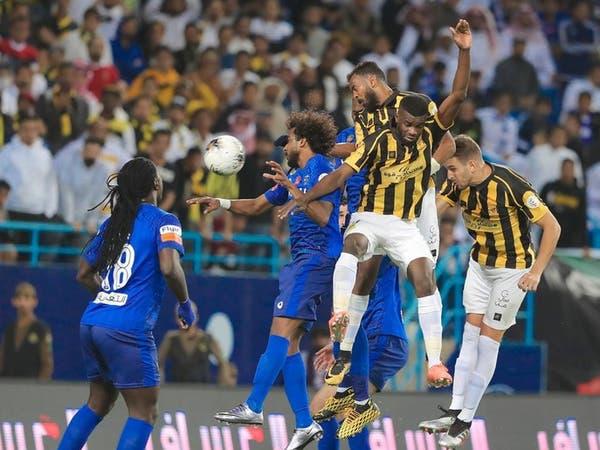 جزائية قاتلة تمنح الهلال نقاط مباراة اتحاد جدة