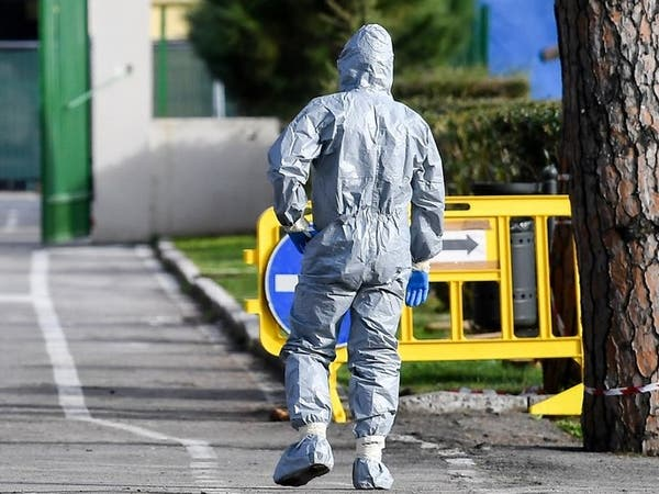 إيطاليا: الإعلان عن أول حالة وفاة بفيروس كورونا