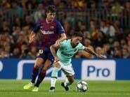 الإصابة تواصل ضرب برشلونة.. روبيرتو يغيب 4 أسابيع
