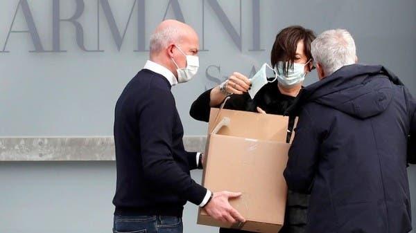 مواقع التواصل تنقذ أسبوع الموضة في ميلانو من كورونا