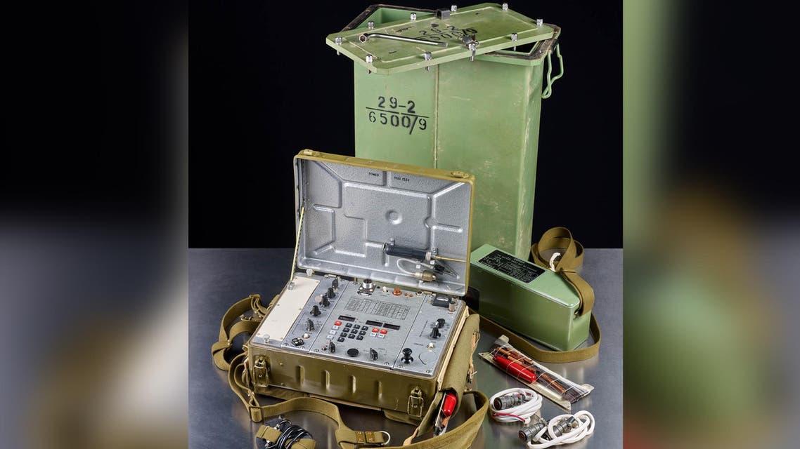 Soviet spy radio found in pristine condition buried in German city of Cologne  (Jürgen Vogel/LVR-LandesMuseum Bonn)