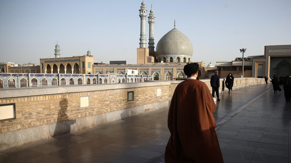 Qom cleric Feb 20, 2020 - Reuters