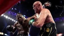 Tyson Fury new world champion after stopping Wilder in 7th round
