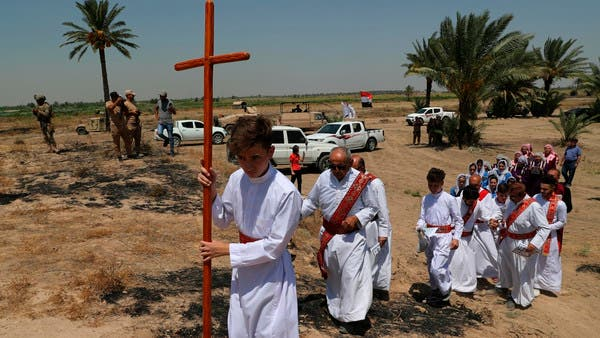 Iraq Christians fear future holds 'total extinction,' ISIS resurgence