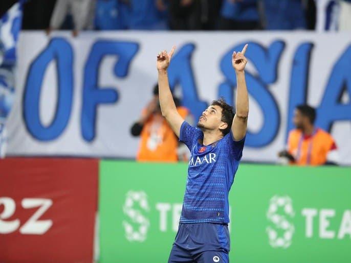 الهلال يمدد عقد كارلوس إدواردو حتى نهاية الموسم
