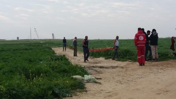 الجيش الإسرائيلي يقتل فلسطينياً بزعم زرعه عبوة ناسفة