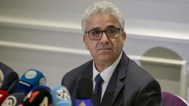 تركيا غاضبة.. وزير داخلية الوفاق في القاهرة