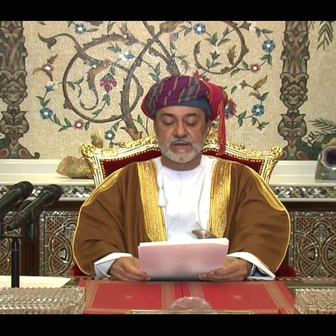 سلطان عمان: سنحرص على أن تبقى بلادنا ناشرة للسلام