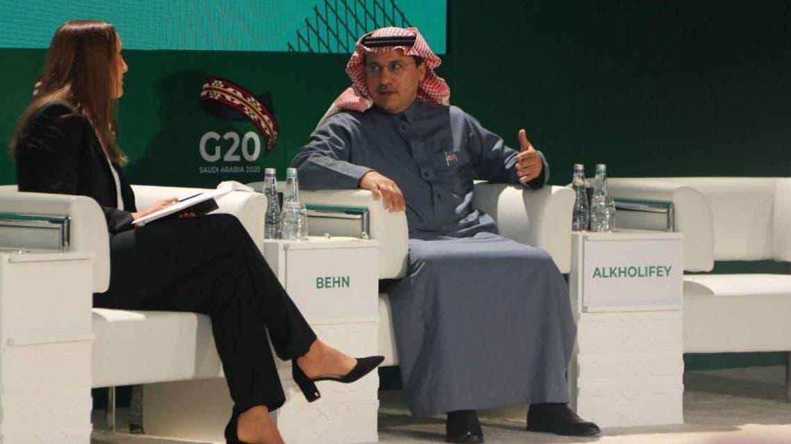 أحمد الخليفي مؤسسة النقد العشرين