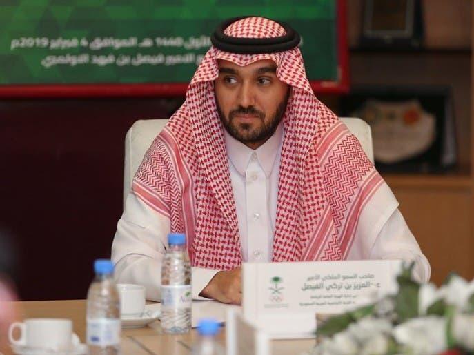 """عبدالعزيز الفيصل يعقد اجتماعاً مع رؤساء أندية """"المحترفين"""""""