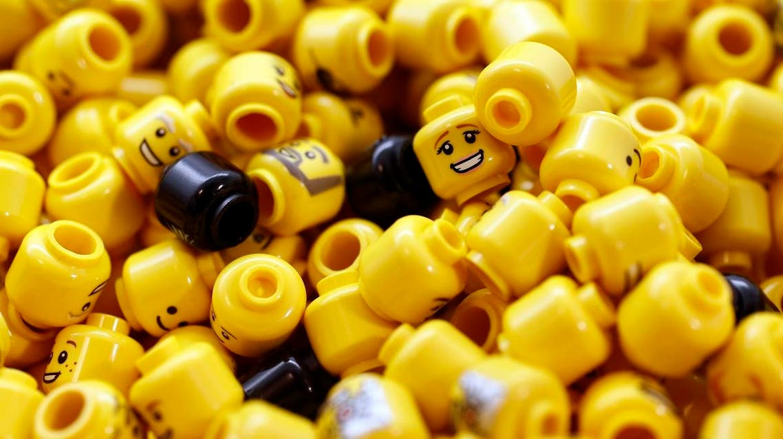 Lego pieces are seen in the world's biggest Lego store in Leicester Square in London, Britain November 17, 2016. (File photo: Reuters)