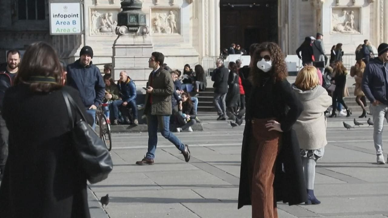 ومن البندقية الى ميلانو.. كورونا يربك عالم الموضة..