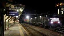 Austria stops train services via the Brenner Pass on virus fears