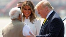 امریکی صدر ڈونلڈ ٹرمپ کی بھارت آمد، مودی کی جانب سے احمد آباد میں استقبال