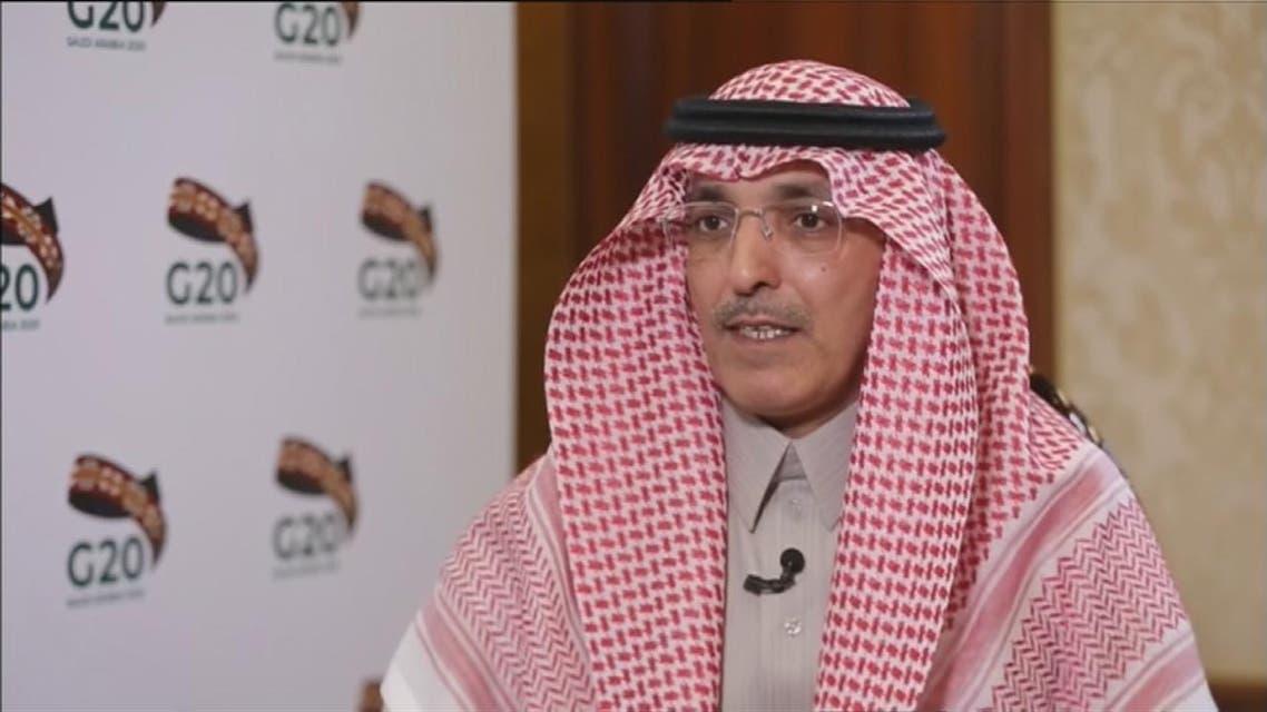 THUMBNAIL_ وزير المالية السعودي، محمد الجدعان (المقابلة كامل)
