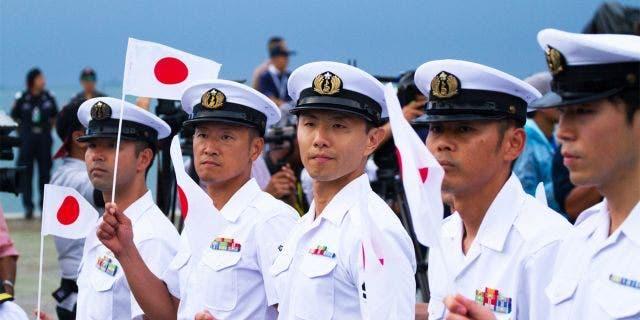 القوات البحرية اليابانية