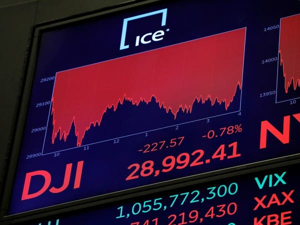 أسهم أميركا تتكبد خسائر الأسبوع الأسوأ منذ مارس الماضي