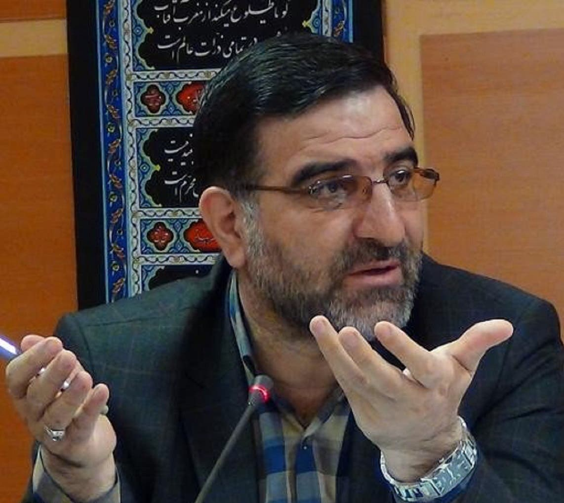 A file photo of Iranian Parliament Member Ahmad Amirabadi Farahani. (File photo: Twitter)
